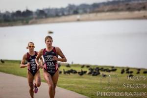 run next to water